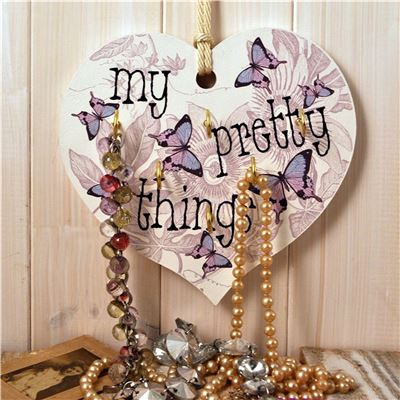 Flutterbye - My Pretty Things Jewellery Holder