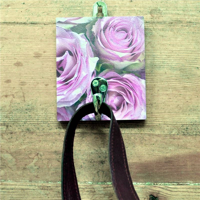 Handy Hook Pink Rose
