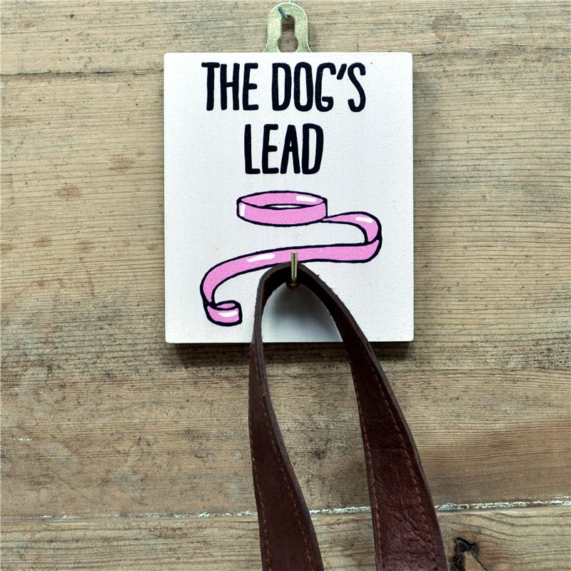 Dog's Lead Pink