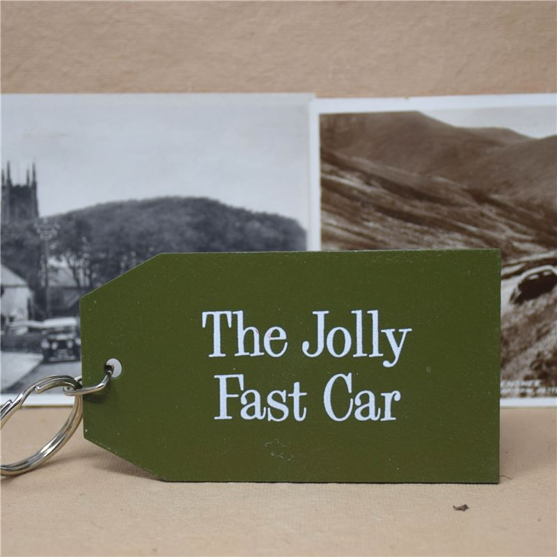 The Jolly Fast Car