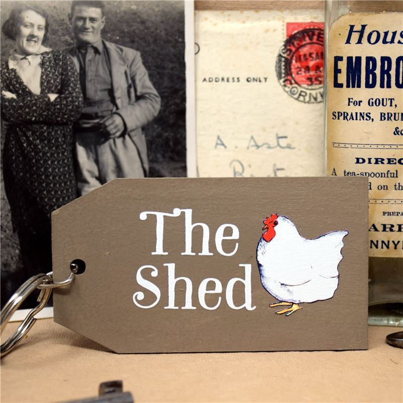 Chicken The Shed