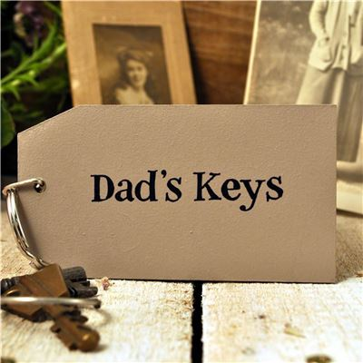 Copy of Birch Key Ring: His Lordship's Keys