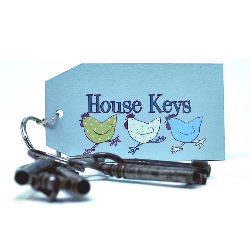 Hetty House Key