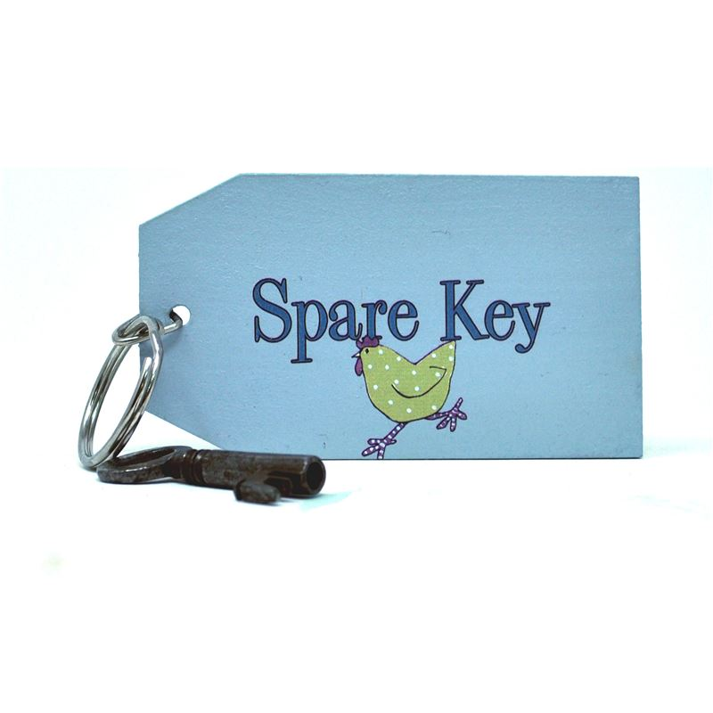 Hetty Spare Key