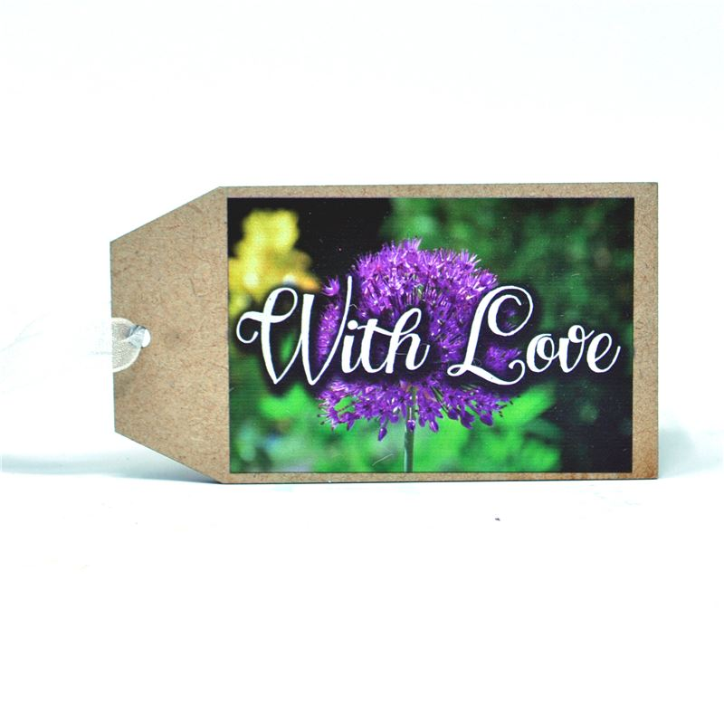 With Love (purple)