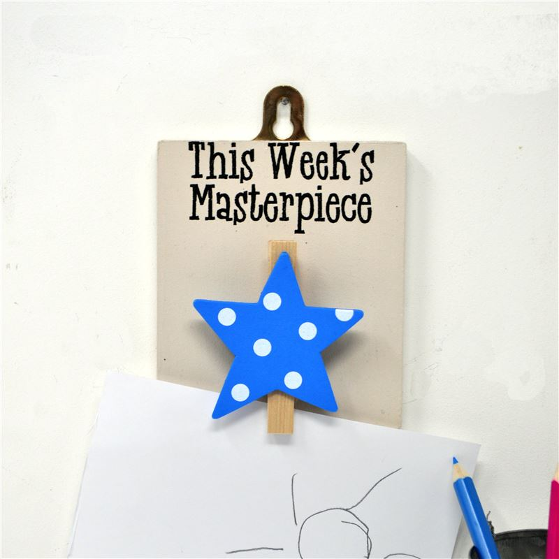 Order Masterpiece (Blue star, spots)