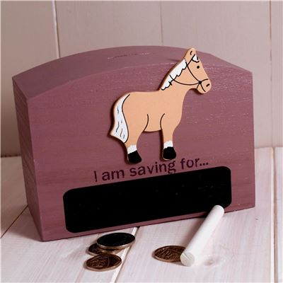 Horse money box
