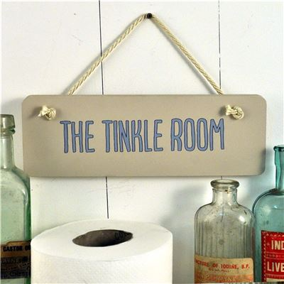 The Tinkle Room