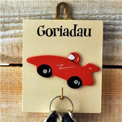 Goriadau - Keys (red car)